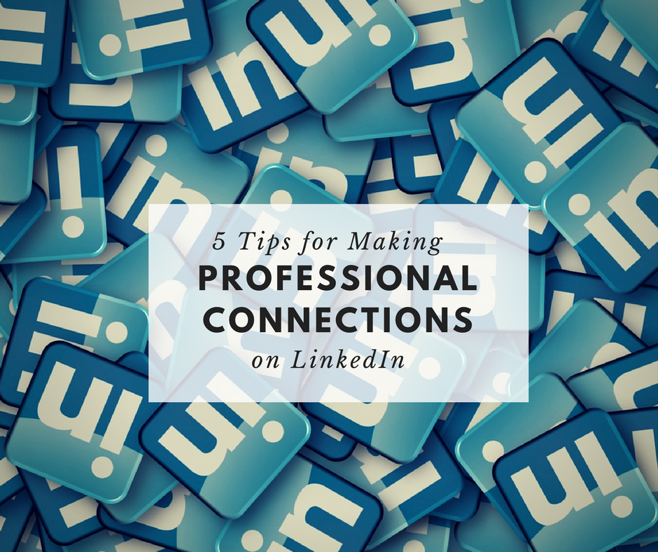 5 Tips for Making Professional Connections on LinkedIn - Chair 10